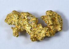 #752 Natural Gold Nugget Australian 1.23 Grams Genuine