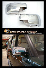 2005-2009 Range Rover Vogue L322 Full Chrome WING MIRROR CAP COPERCHIO LAND ROVER