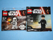 Lego Star Wars - 5004406 First Order General + 30602 First Order Stormtrooper