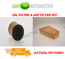 DIESEL SERVICE KIT OIL AIR FILTER FOR FORD GALAXY 2.0 140 BHP 2006-
