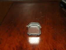 VINTAGE DOLLHOUSE MINIATURE METAL MOVABLE RETRO TOASTER