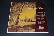 Oh, What a Wonderful Day!~Norman M. Skeels~Teresa Holland~Chapel Records LP 5046