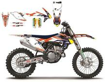 Kit Déco Replica 2016 Team Ktm Trophy Ktm EXC/EXC-F 125 ET PLUS 14-16