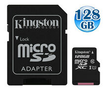 KINGSTON 80MB/s CLASS10 microSDXC 128GB 128G micro SDXC micro SD UHS Memory Card
