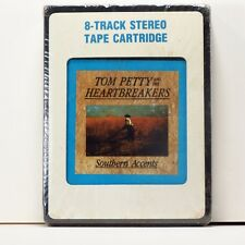 TOM PETTY/ HEARTBREAKERS Southern Accents only 1985 issue US 8-Track tape SEALED
