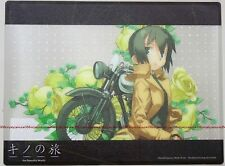 Kino's Journey  Clear Mouse Pad sticker type official Kino no Tabi Travels