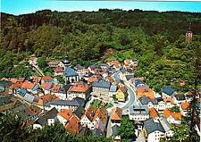 Luftkurort Bad Berneck im Fichtelgebirge, ungel. Ans.Karte
