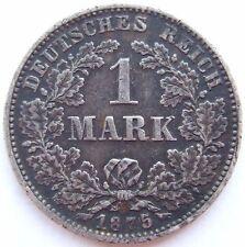 TOP! 1 Mark 1875 G en TRÈS JOLI