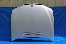 2004 BMW 745LI E65 4.4L #14 FRONT HOOD PANEL SHELL ASSEMBLY OEM SILVER