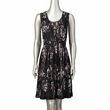 WOMEN'S SIMPLY VERA VERA WANG SMOCKED EMPIRE DRESS TWTY TWO B NEW EXTRA LARGE