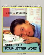 Spel . . . is a Four-Letter Word (Bright Idea) Gentry, J Richard Paperback