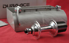 NOS new Shimano Dura Ace rear hub FH-7700 28H 130mm titanium freewheel body