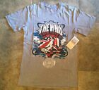 NWT Mens THE WHO Rock And Roll Hall Of Fame Tee Shirt Size Large