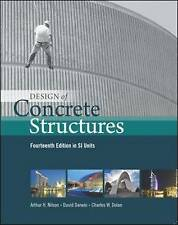 Design of Concrete Structures (in SI Units), Dolan, Charles W., Darwin, David, N