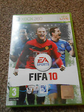 Xbox 360 Game Fifa 10 Xbox Live Football Game