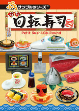 Re-Ment Miniature Puchi Petit Sushi Go Around Full set of 8 pcs