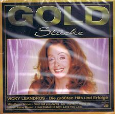MUSIK-CD NEU/OVP - Vicky Leandros - Gold Stücke - Die größten Hits und Erfolge