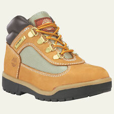 New Timberland Kids Field Boot Juniors Wheat Big Kids Boots Shoes Youth Size 4 M