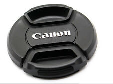 CANON  LC-55 pinch lens cap for 55mm filter thread, Attachment cable, Snap-clips
