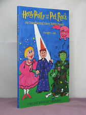 1st, signed, Henry Potty and the Pet Rock by Valerie Frankel (2006)