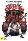 Six Pack (DVD, 2013) Kenny Rogers, Erin Gray, Diane Lane New and Sealed