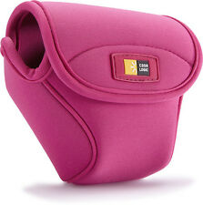 CaseLogic SHC101P Compact System Camera Day Holster Pink,Bump Scratch Protection