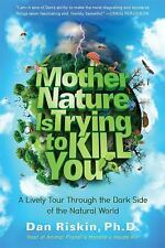Dan Riskin - Mother Nature Is Trying To Kil (2014) - Used - Trade Cloth (Ha