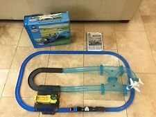 BOXED THOMAS AND JEREMY AIRPORT SET TOMY TRACKMASTER THOMAS & FRIENDS