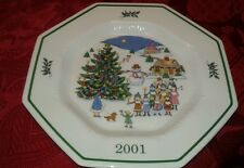 Nikko 2001 A CAROLING WE GO Christmastime 9th Ed CHRISTMAS SPIRIT COLLECTIBLES