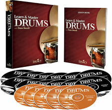 LEARN & MASTER: DRUMS WITH DANN SHERRILL NEW DVD
