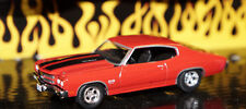 LIMITED FAST & FURIOUS RED 1970 70 CHEVY CHEVELLE SS 1/64 diecast greenlight
