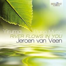 Jeroen van Veen-Piano Music-River Flows In You 2 CD NUOVO Yiruma
