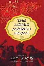 The Long March Home (Inanna Poetry & Fiction)-ExLibrary