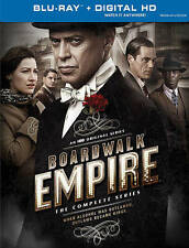 Boardwalk Empire: The Complete Series (Blu-ray Disc, 2015, 19-Disc Set,...