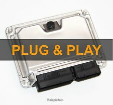 Plug & Play VW AUDI SEAT 2.8 3.2 MOTORE dispositivo di controllo ECU 022 906 032 XX immo off FREE