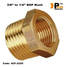 3/8'' to 1/4'' Brass Bush- Air line Fitting-Air Compressor Fitting