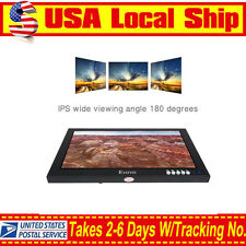 "EYOYO 10"" IPS HD 1280*800 VGA Audio HDMI PC DVD CCTV Monitor w/Remote Control US"