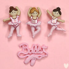 DRESS IT UP Buttons Little Ballerinas 6954 - Girls Princess School Fairy