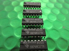 Sn74hc173n, Texas IC, dip16, Infradito, UK Stock. ** 2 per ogni vendita **