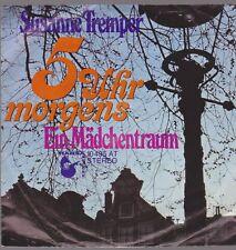 """7"""" Susanne Tremper 5 Uhr morgens / Ein Mädchentraum 70`s Ariola Hansa"""