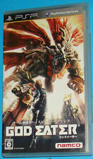 God Eater - Sony PSP - JAP Japan