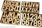 3D Letters Cardboard Letters Paper Papier Mache Alphabet Craft Letters 20.5cm