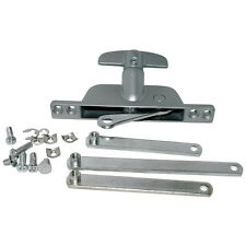 Barton Kramer Silver Coated Aluminum Awning Reversible Window Operator Hardware