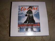 CD PROMO BANDES ANNONCES FILM CINE LIVE 94 10.2005 HARRY POTTER ASTERIX VIKINGS