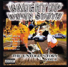 Various Artists: Caught Up Down South  Audio Cassette