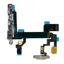 iPhone 5S An Aus Power Volume Mute Stummschalter Laut Leise Button Blitz Flex