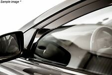 Heko Wind deflectors Rain guards for Audi A4 B6 B7 Avant Front Rear Left & Right