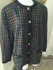 SZ 16 MAGGIE T  WOOL COAT JACKET  *BUY 5 OR MORE ITEMS GET FREE POST*