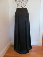 EMPORIO ARMANI STYLISH LADIES  SILK FULL LENGTH SKIRT BNWT ITALIAN SIZE 38