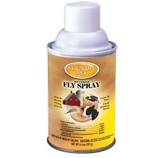 Country Vet Metered Fly Spray, household, restaraunts, food service. 6.4 oz